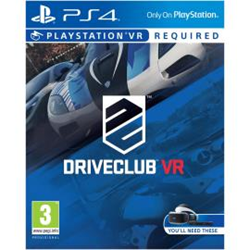 Videogioco  Driveclub vr Ps4 - sony - monclick.it