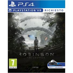 Videogioco Sony - Robinson: the journey vr Ps4