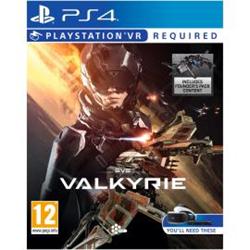 Jeu vidéo EVE: Valkyrie - PlayStation 4 - italien
