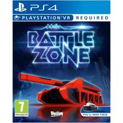 Videogioco Sony - Battlezone vr Ps4