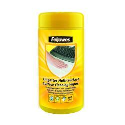Salviettine pulizia Fellowes - Salviette pulizia multisuperficie