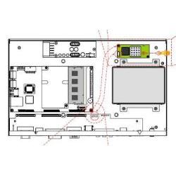 Cavo rete, MP3 e fotocamere Via Technologies - Cavo usb per modulino wlan su usb