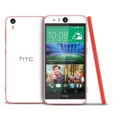 Smartphone HTC - Desire Eye Coral Red