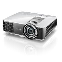 Vidéoprojecteur BenQ MW820ST - Projecteur DLP - 3D - 3000 ANSI lumens - WXGA (1280 x 800) - 16:10