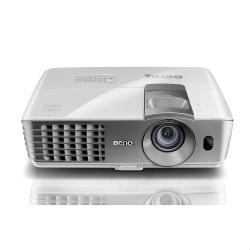 Vidéoprojecteur BenQ W1070+ - Projecteur DLP - 3D - 2200 ANSI lumens - 1920 x 1080 - 16:9 - HD 1080p