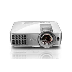Vidéoprojecteur BenQ MS630ST - Projecteur DLP - 3D - 3200 lumens - SVGA (800 x 600) - 4:3