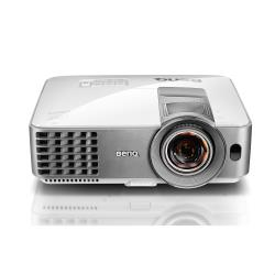 Vidéoprojecteur BenQ MW632ST - Projecteur DLP - 3D - 3200 ANSI lumens - WXGA (1280 x 800) - 16:10 - HD 720p