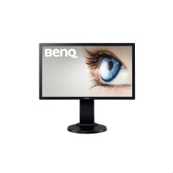 "Écran LED BenQ BL series BL2205PT - Écran LED - 21.5"" - 1920 x 1080 Full HD (1080p) - TN - 250 cd/m² - 1000:1 - 2 ms - DVI, VGA, DisplayPort - haut-parleurs - noir non brillant"