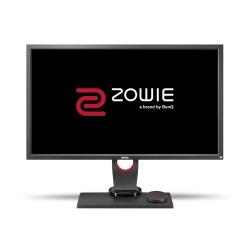 "Écran LED Zowie XL Series XL2730 - 3D écran LED - 27"" - 2560 x 1440 - TN - 350 cd/m² - 1000:1 - 1 ms - 2xHDMI, DVI-D, VGA, DisplayPort - gris, rouge"