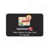 Tom Tom - TomTom Map Update Service card...