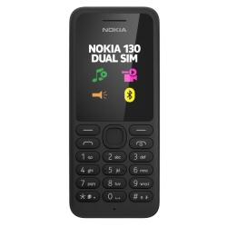 Telefono cellulare Microsoft - Nokia 130 Dual Sim Black