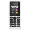 Telefono cellulare Microsoft - Nokia 130 Dual Sim White