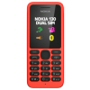 Telefono cellulare Microsoft - Nokia 130 Dual Sim Red