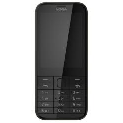 Téléphone portable Nokia 225 Dual SIM - Téléphone mobile - double SIM - microSDHC slot - GSM - 320 x 240 pixels (142 ppi) - 2 MP - noir