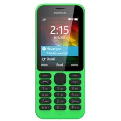 Telefono cellulare Microsoft - Nokia 215 Dual Sim Green