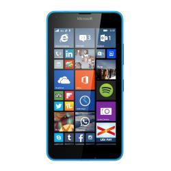 "Smartphone Microsoft Lumia 640 LTE - Smartphone - 4G LTE - 8 Go - microSDXC slot - GSM - 5"" - 1 280 x 720 pixels (294 ppi) - 8 MP (caméra avant de 0,9 mégapixels) - Windows Phone 8 - cyan"
