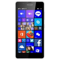Smartphone Microsoft Lumia 540 Dual SIM - Smartphone - double SIM - 3G - 8 Go - microSDXC slot - GSM - 5