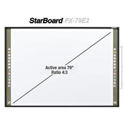 Foto Lavagna multimediale Fx79e2 StarBoard