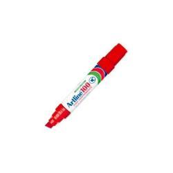 Marqueur Artline 100 - Marqueur - permanent - rouge - 7.5-12 mm