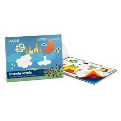 Album Cartotecnica Favini - Inventa favole