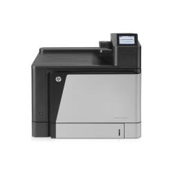 Imprimante laser HP Color LaserJet Enterprise M855dn - Imprimante - couleur - Recto-verso - laser - A3/Ledger - 1200 x 1200 ppp - jusqu'� 46 ppm (mono) / jusqu'� 46 ppm (couleur) - capacit� : 600 feuilles - USB 2.0, Gigabit LAN, h�te USB, h�te USB (interne)