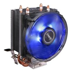 Ventilateur Antec A30 - Refroidisseur de processeur - (LGA775 Socket, LGA1156 Socket, Socket AM2, Socket AM2+, Socket AM3, LGA1155 Socket, Socket AM3+, Socket FM1, Socket FM2, LGA1150 Socket, Socket FM2+, LGA1151 Socket) - aluminium - 92 mm