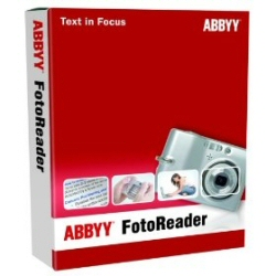 Software Avanquest - Abbyy Fotoreader