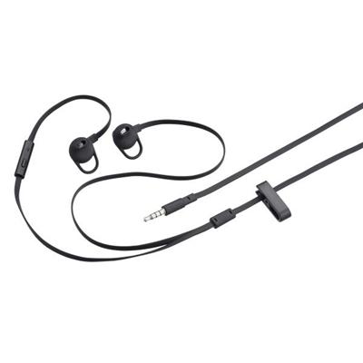STEREO EARPHONES NERO