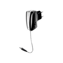 Chargeur Cellular Line ACHAR Roller Charger - Adaptateur secteur ( connecteur pour téléphone portable ) - pour LG GS290, GT350, KP233; Arena GT950; Arena II KM570; Cookie 3G T320, Fresh GS290, KP502