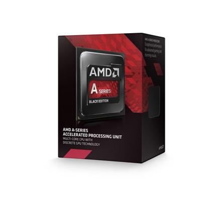 Amd - AMD A6 6400K BLACK EDITION