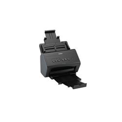 Scanner Brother ADS-3000N - Scanner de documents - Recto-verso - A4 - 600 ppp x 600 ppp - jusqu'à 50 ppm (mono) / jusqu'à 50 ppm (couleur) - Chargeur automatique de documents ( 50 feuilles ) - jusqu'à 3000 pages par jour - USB 3.0, Gigabit LAN, USB 2.0 (Host)