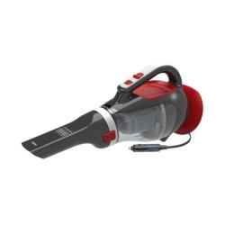 Aspirateur de table Black & Decker DustBuster Auto ADV1200-XJ - Aspirateur - Aspirateur à main - sans sac - rouge/gris