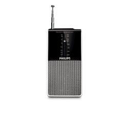 Radio Philips AE1530 - Radio portable - 100 mW