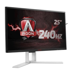 "Écran LED AOC AGON AG251FZ - Écran LCD - 24.5"" (24.5"" visualisable) - 1920 x 1080 - 400 cd/m² - 1000:1 - 1 ms - 2xHDMI, DVI-D, VGA, DisplayPort, MHL"