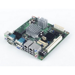 Motherboard Advantech - Mini-itx atom n270 1 6ghz lvds 2gbe