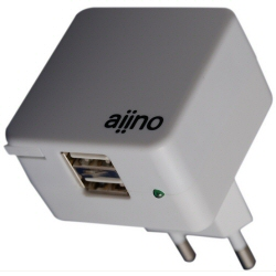 Caricabatterie Aiino - AIUSBAC