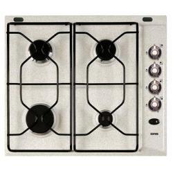 Plan de cuisson Ignis Country AKS 336/AE - Table de cuisson au gaz - 4 plaques de cuisson - Niche - largeur : 56 cm - profondeur : 48 cm - avena