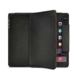 Cover Celly - AMBOT36BK  per  iPad Air 2 Ecopelle Nero