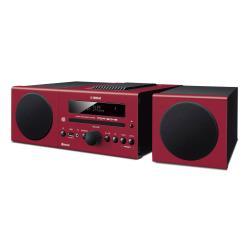 Micro Hi-Fi Yamaha - MCR-B043 Red