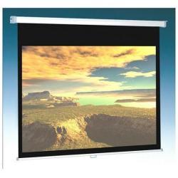 Écran pour vidéoprojecteur ITB Solution CINEROLL - Écran de projection - montable au plafond, montable sur mur - 117 po (297 cm) - 4:3 - blanc mat - gris clair, RAL 7035, RAL 9010, revêtement blanc poudré