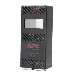 APC LCD Digital Temperature Sensor - Sonde de température - noir