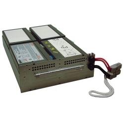 Batterie APC Replacement Battery Cartridge #132 - Batterie d'onduleur - 1 x Acide de plomb - noir - pour P/N: SMC1500-2U, SMC1500I-2U, SMT1000RM2U, SMT1000RMI2U