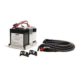 Batterie APC Replacement Battery Cartridge #135 - Batterie d'onduleur - 1 x Acide de plomb - pour P/N: SUA500PDR, SUA500PDRI