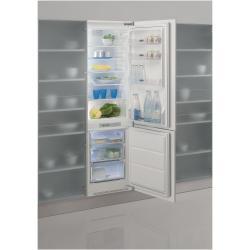 Réfrigérateur encastrable Whirlpool ART 459/A+/NF - Réfrigérateur/congélateur - intégrable - largeur : 54 cm - profondeur : 54.5 cm - hauteur : 177 cm - 264 litres - congélateur bas - classe A+ - blanc