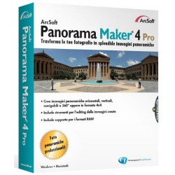 Software Avanquest - Panorama Maker 4 Pro