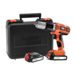 Trapano Black and Decker - Asl188kb