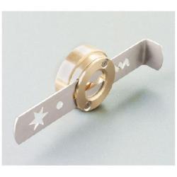 Kenwood A910/13 - Accessoires pour filière pour biscuits pour robot ménager - bronze - pour Kenwood A 910, A910, AT910