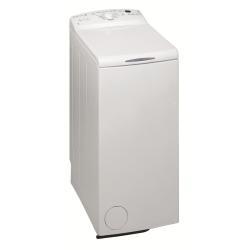 Lave-linge Whirlpool AWE6539/1 - Machine � laver - pose libre - largeur : 40 cm - profondeur : 60 cm - hauteur : 90 cm - chargement par le dessus - 6 kg - 1000 tours/min - blanc