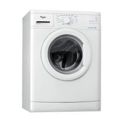 Lave-linge Whirlpool AWS 7100 - Machine à laver - pose libre - largeur : 60 cm - profondeur : 44 cm - hauteur : 85 cm - chargement frontal - 47 litres - 7 kg - 1000 tours/min