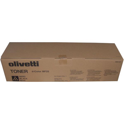 Olivetti - TONER NERO X D-COPIA 16W/20W/1601